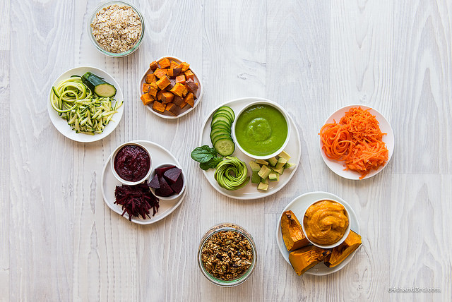 12 - A Dozen Ways to Add Veggies to Your Breakfast Bowl