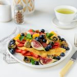 Fruit Omelette Blueberry Muffin Croutons 1 150x150 - Fruit Omelette & Blueberry Muffin Croutons