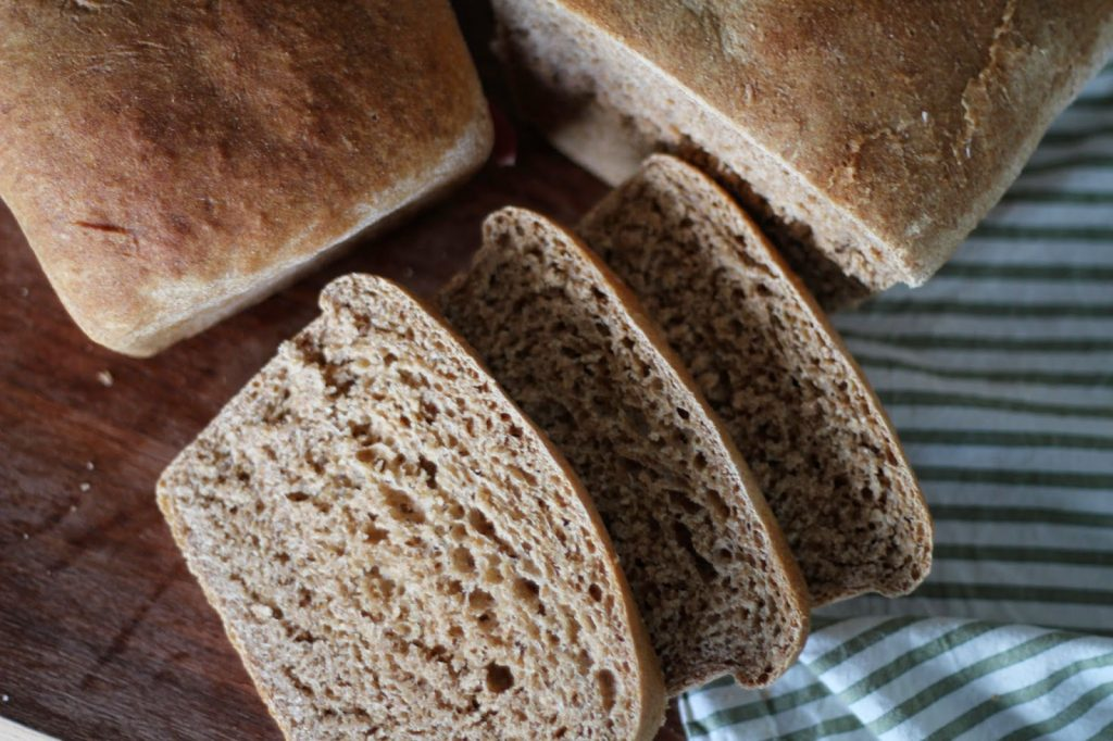 GREAT HARVEST HONEY WHOLE WHEAT BREAD - GREAT HARVEST HONEY WHOLE WHEAT BREAD