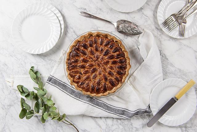 Healthier Pecan Pie98 - Healthier Pecan Pie
