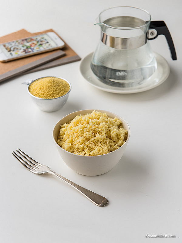How to Make Couscous The Hidden Side of Couscous for Comment - How to Make Couscous & The Hidden Side of Couscous