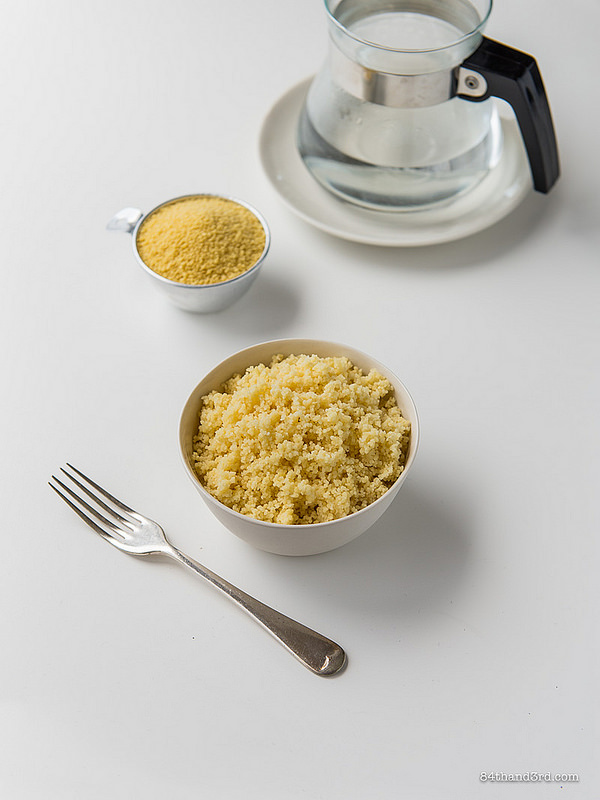 How to Make Couscous The Hidden Side of Couscous for Comment3 - How to Make Couscous & The Hidden Side of Couscous