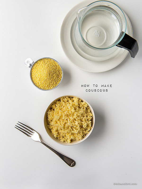 How to Make Couscous The Hidden Side of Couscous for Comment4 - How to Make Couscous & The Hidden Side of Couscous