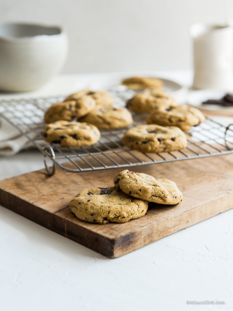 Seriously Amazing Gluten Free Chocolate Chip Cookies they're Dairy Free too 4 - Seriously Amazing Gluten Free Chocolate Chip Cookies (they're Dairy Free too)