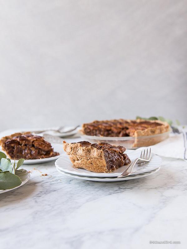 Vegan Spelt Pie Crust 2 - Vegan Spelt Pie Crust